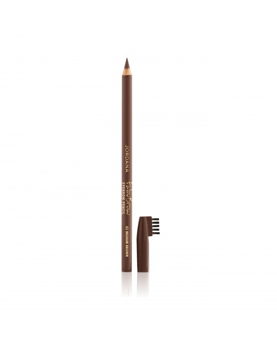 Kredka Brwi - Fabubrow Eyebrow Pencil - Medium Brown