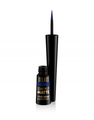 Eyeliner STAY PUT MATTE 17HR WEAR - 04 Midnight Matte