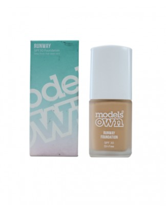 Podkład Runway Foundation SPF 30 - 06 Honey Light - OUTLET