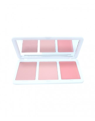 Rock 'n' Rosy Blusher Palette - 02 Rosy Red - OUTLET