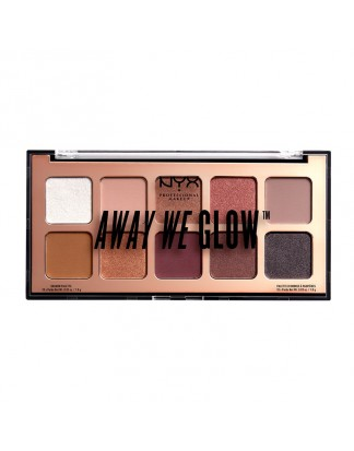 Paleta cieni do powiek Away We Glow - Lovebeam