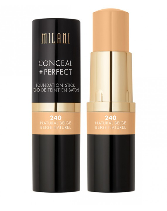 Podkład w sztyfcie - Conceal & Perfect Foundation Stick - 240 NATURAL BEIGE