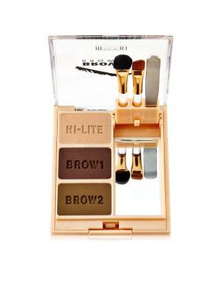 Cienie do brwi Brow Fix - 03 Dark