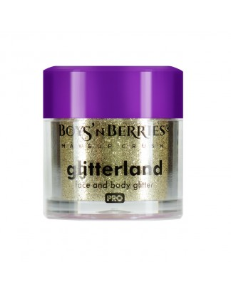 Glitterland Face and Body - VELA