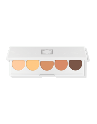 Signature Palette - Contouring/Highlighting Cream Foundation