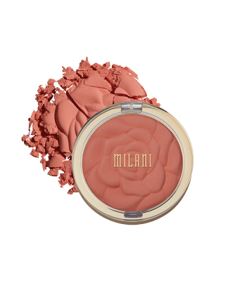 Róż do policzków Rose Powder Blush - 13 Wild Rose