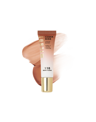Róż do policzków Cheek Kiss Blush - 110 Nude Flush