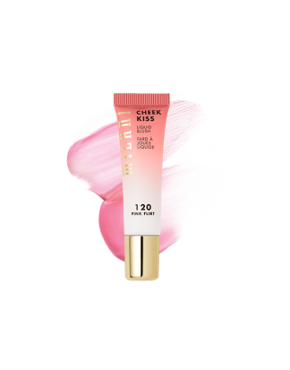 Róż do policzków Cheek Kiss Blush - 120 Pink Flirt
