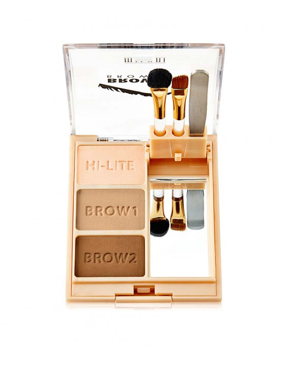 Cienie do brwi Brow Fix - 01 Light