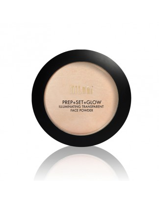 Illuminating Transparent Face Powder Prep + Set + Glow