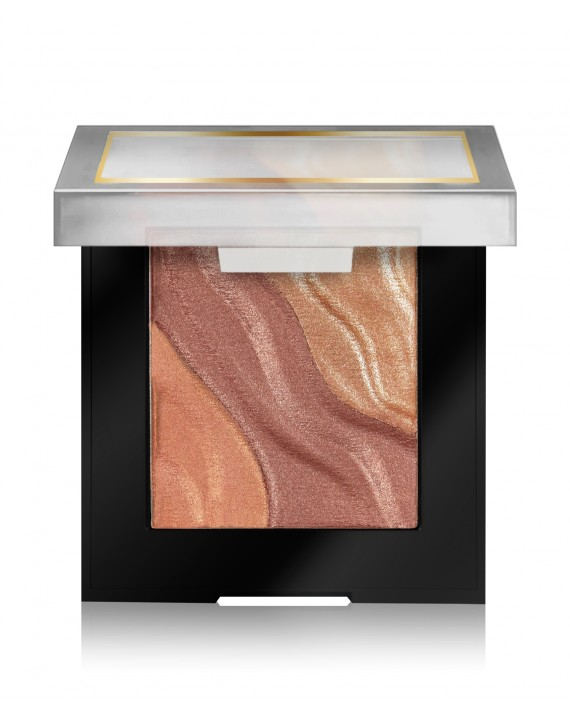 SPOTLIGHT FACE & EYE STROBE PALETTE - 03 Golden Light