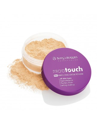 Boys%26Berries LOOSE POWDER MICRO TOUCH - BEIGE