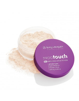 Boys%26Berries LOOSE POWDER MICRO TOUCH - IVORY
