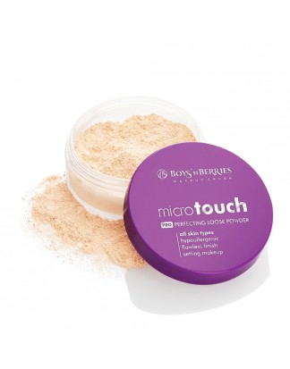 Boys%26Berries LOOSE POWDER MICRO TOUCH - LIGHT