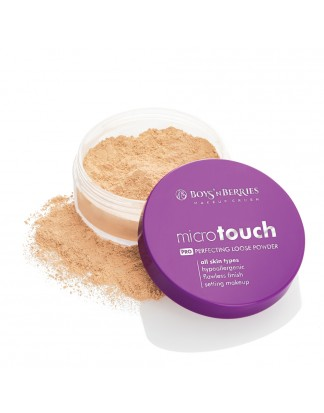 Boys%26Berries LOOSE POWDER MICRO TOUCH - SUMMER BEIGE