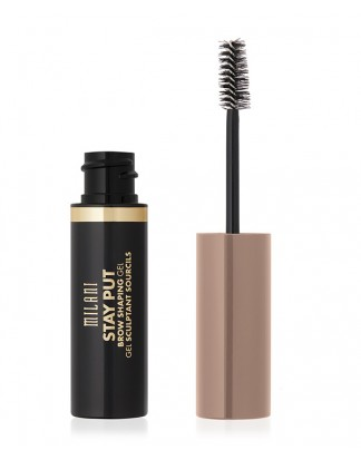 STAY PUT BROW shaping gel - 01 Taupe