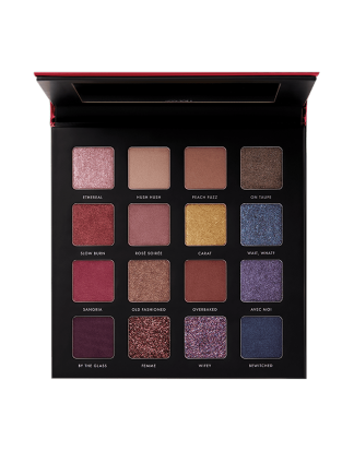 Gilded Rouge Eyeshadow Palette