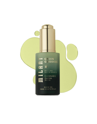 Green Goddess Glow Oil-110 Glow Face Oil