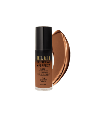 Conceal & Perfect Liquid Foundation - 13 Chestnut