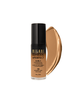 Conceal & Perfect Liquid Foundation