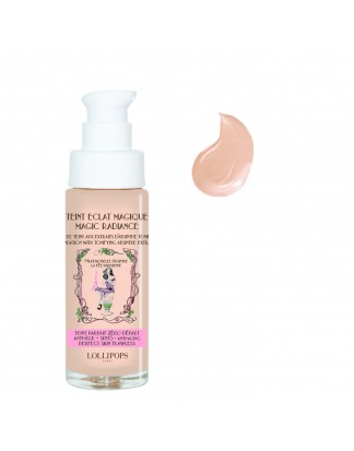 Radiance Fluid Foundation SPF 15 - 01 Light